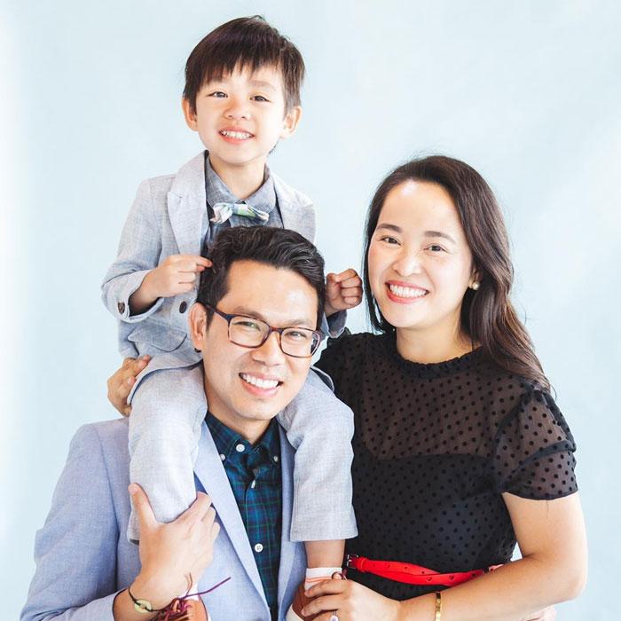 Dr. Bar's Family